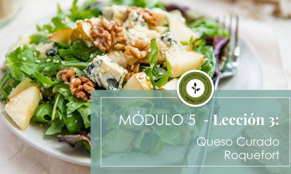 Módulo 5 - Queso curado Roquefort